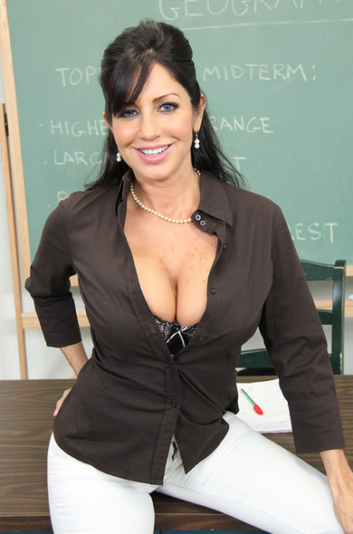 Busty brunette teacher is lascivious and decides to cut her student slack by make love him in the classroom Tara Holiday. Tara holiday, my first sex teacher, tara holiday, xander corvus, teacher, classroom, desk, floor, athletic body, big dick, blow job, brunette, cum in mouth, deepthroating, facial, latina, medium ass, medium fake tits, trimmed,